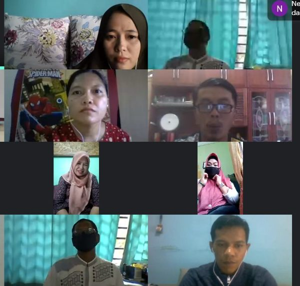 Video Conference SMKN 3 Tanjungpinang